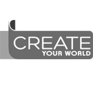 create your world-logo