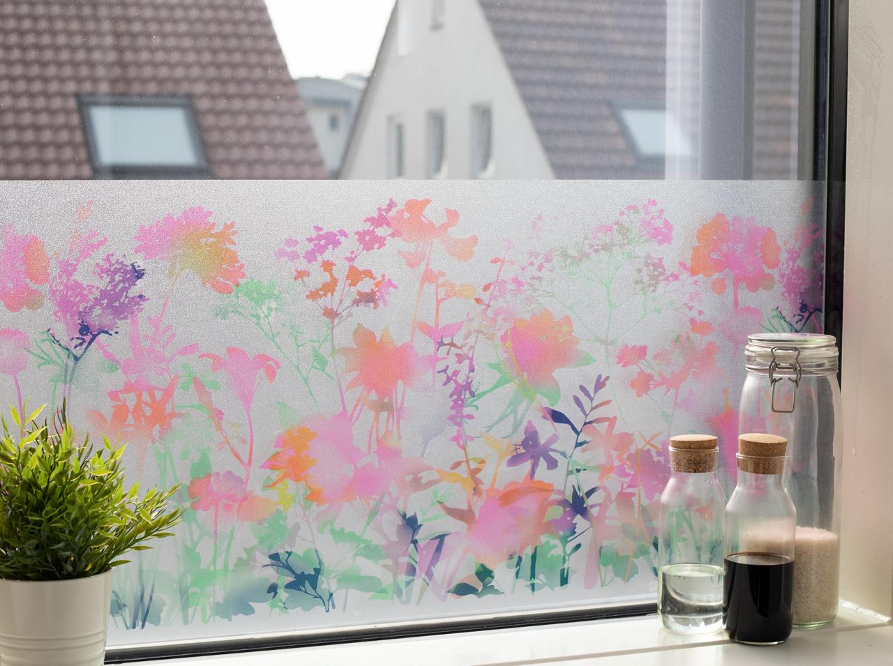 D C Home Blumiger Sichtschutz Fur Deine Fenster Bring Dir Den