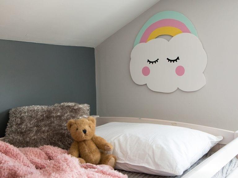 dcfix Möbel Klebefolie Dekofolie DIY Deko Kinderzimmer