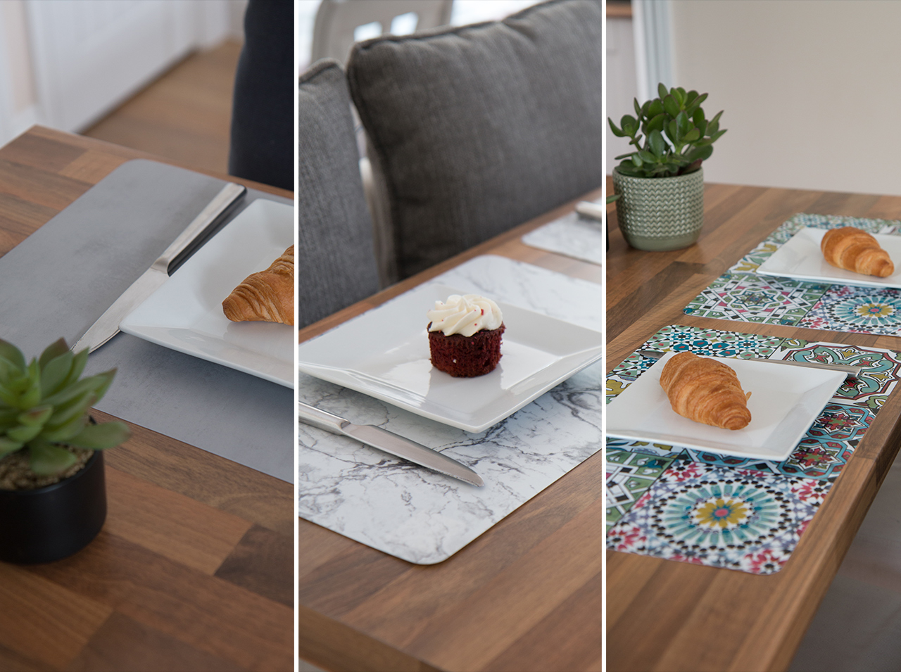 dcfix Tisch Tischset DIY Deko Esszimmer Esstisch