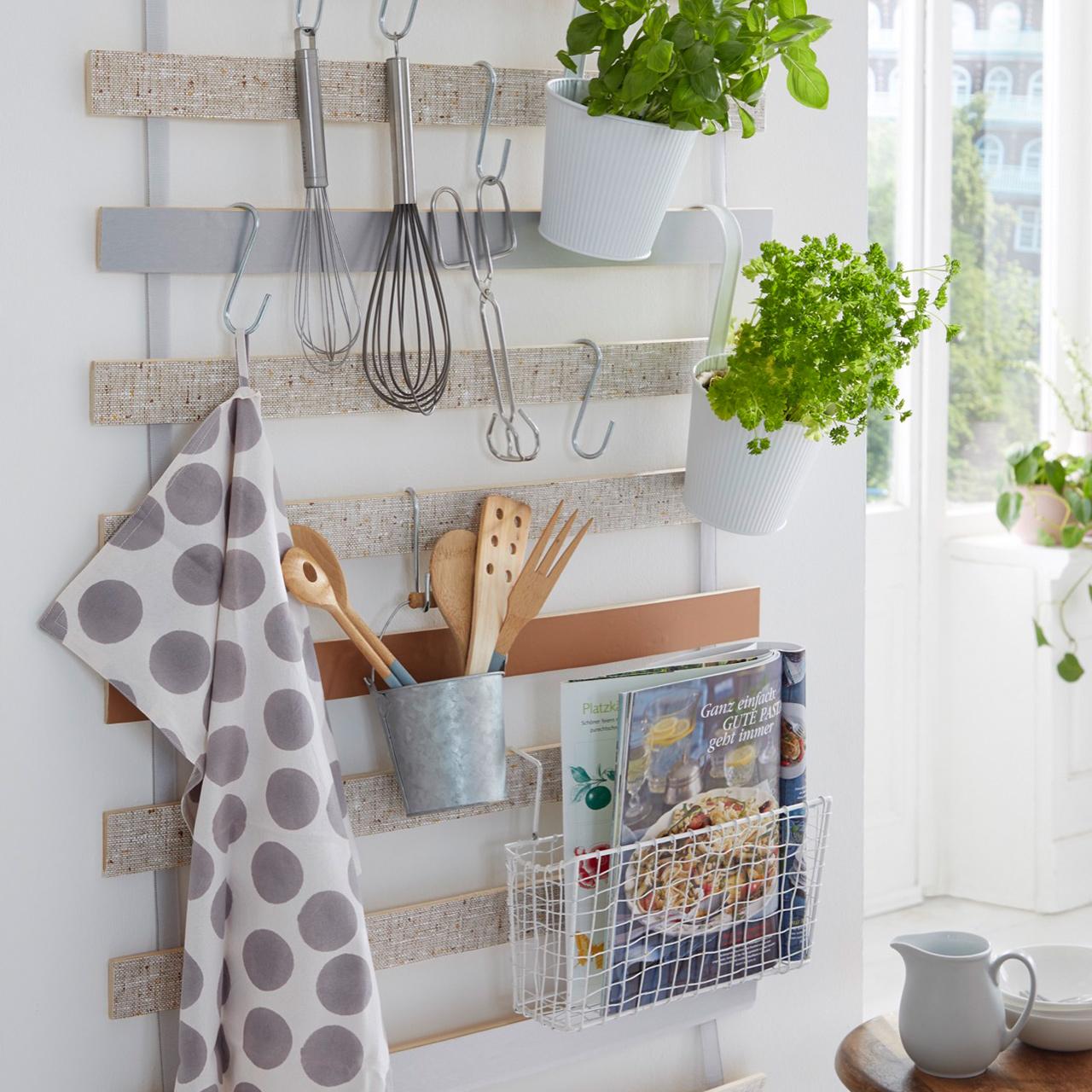 d-c-home | Idee per le cucine di piccole dimensioni con d-c-fix®