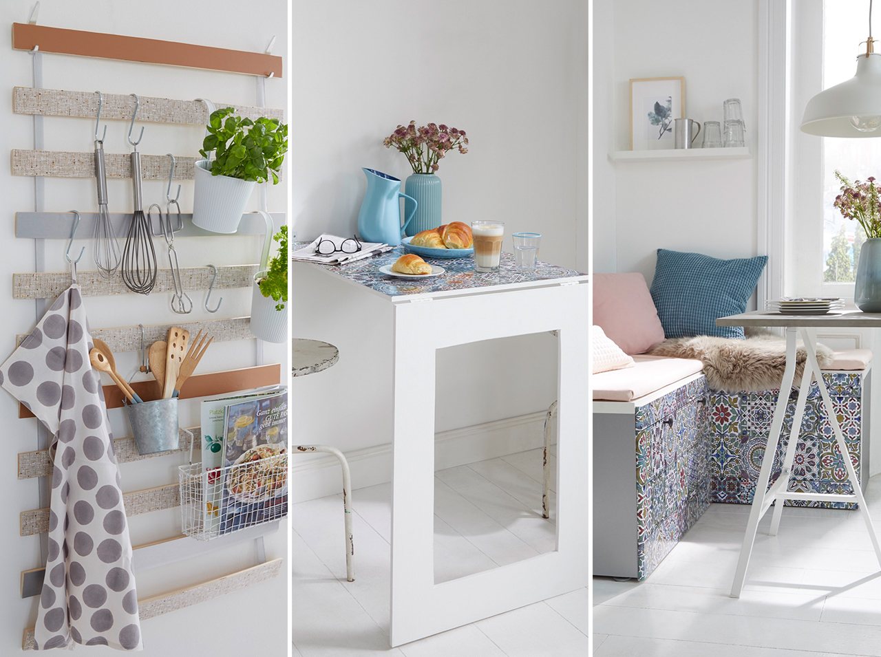 dcfix Möbel Klebefolie Dekofolie DIY Deko Küche
